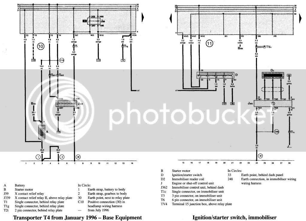 Vw Motor Wiring Diagram