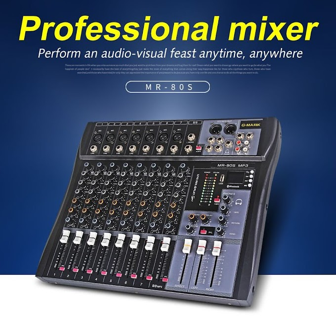 NEW MICS AMPLIFIERS AND MIXERS!