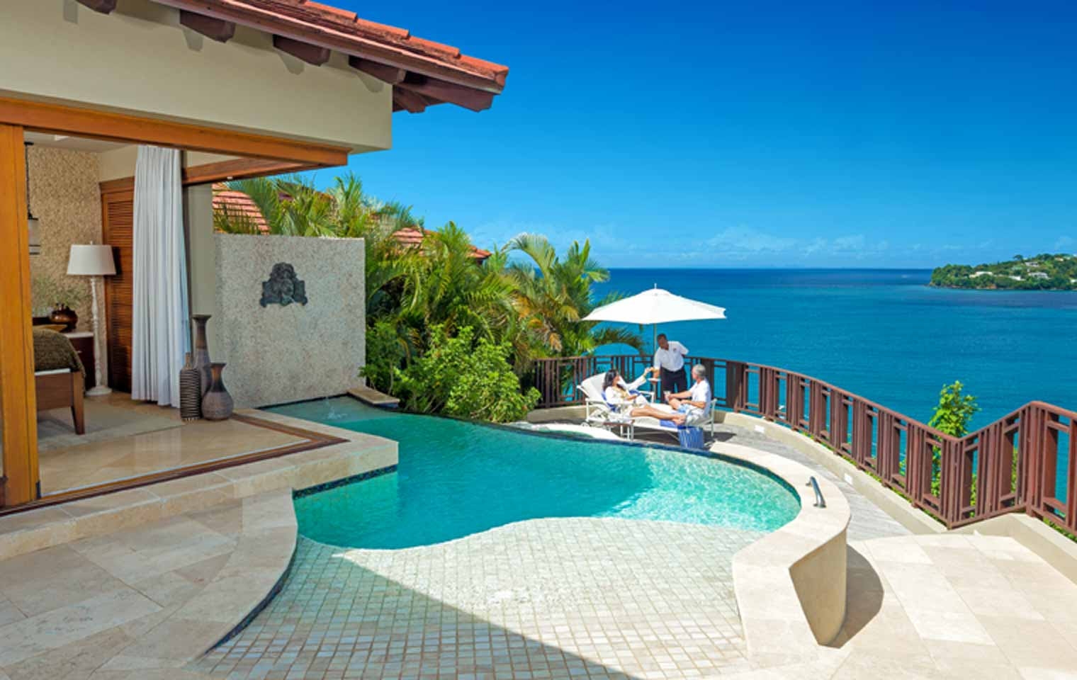 All Inclusive Resorts  Caribbean Vacation Packages  Sandals