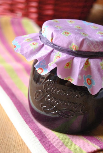Grape and Thyme Jam