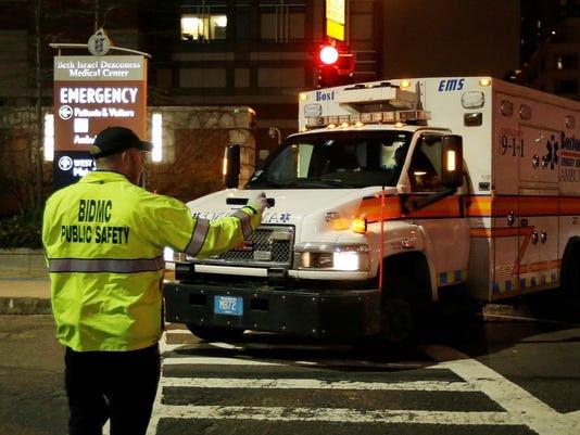 tsarnaev ambulance
