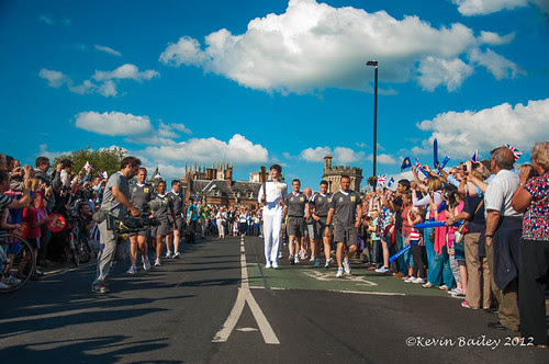Olympic Torch York 2012-40