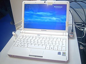 Lenovo IdeaPad netbook