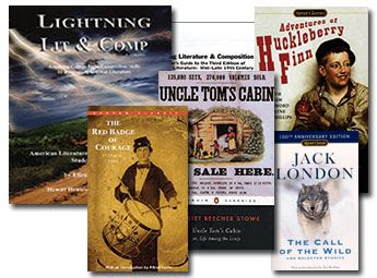 Lightning Literature and Composition Pack American: Mid to Late 19th Century