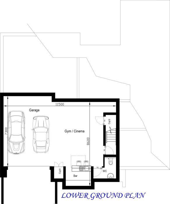 Detached Garage Wiring Diagram