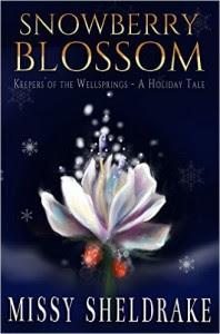 Snowberry Blossom by Missy Sheldrake