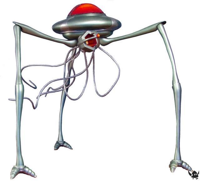 Martian Fighting Machine