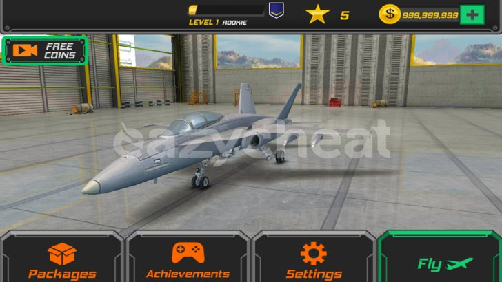 Flight Pilot Simulator 3D Free v1.3.3 Cheats