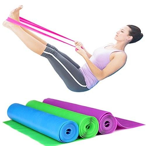Msd YOGA SET Materassino 1 Cinghia allenamento esercizi Pilates 2 Blocchi