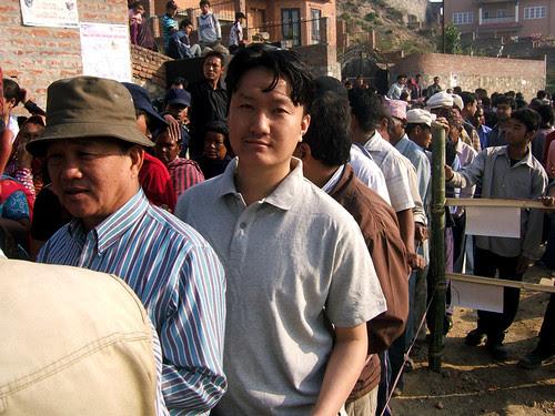 CA Election voting