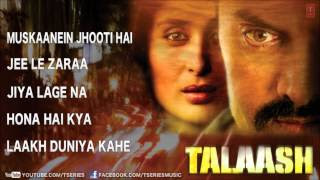 """Talaash"" Full Mp3 Songs Jukebox"