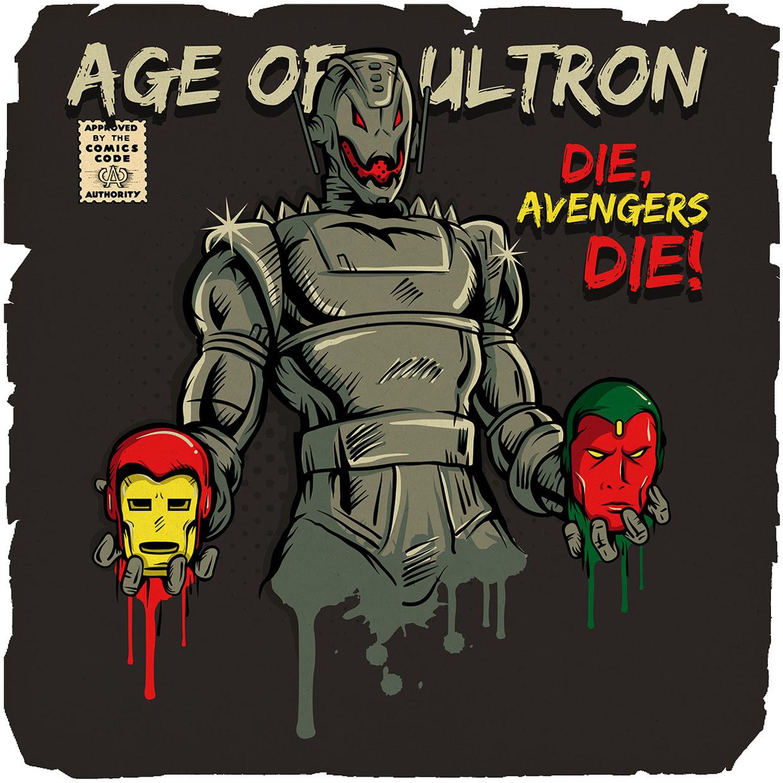 Avenger by Anderson Silva