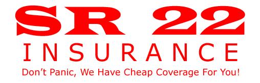 cheap sr22