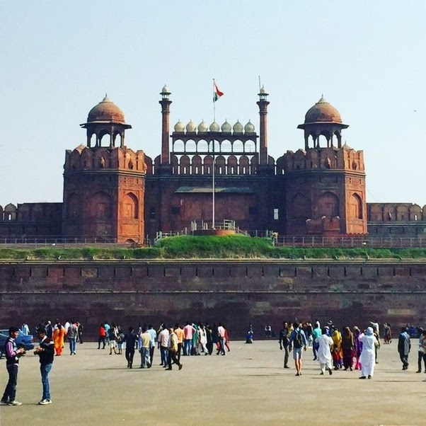 Best places to visit in Delhi..Let's see