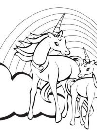 mewarn08 kleurplaat paard moeilijk