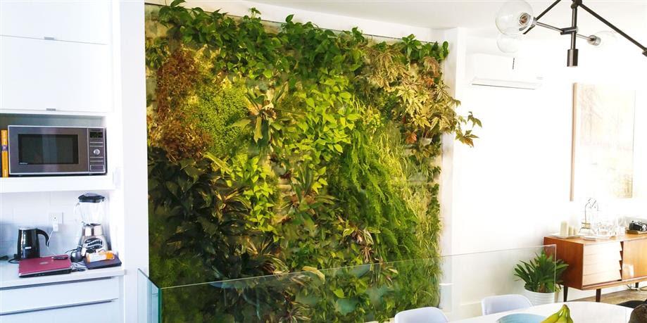 mur vegetal ikea