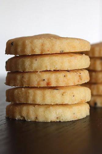 Parmesan Cheese Sablés - IMG_5345