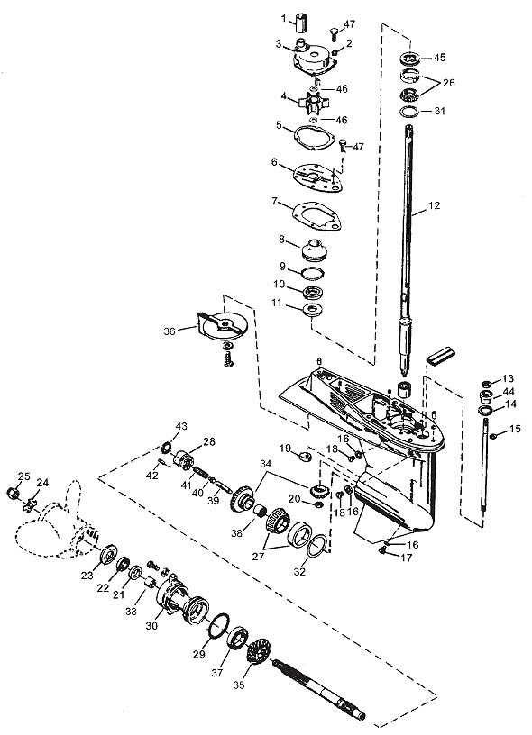 Yamaha 4 Stroke Outboard Wiring Diagram