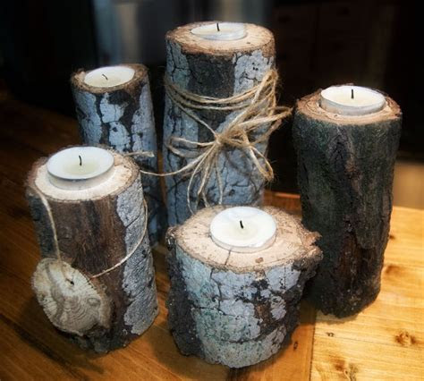 Best 25  Rustic candle centerpieces ideas on Pinterest