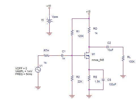 specifications and procedure of a voltage divider bias of a bjt transistor Divider bias arrangement applied to bjt transistor  specification sheets  6 fet biasing figure 662 jfet voltage-divider con .