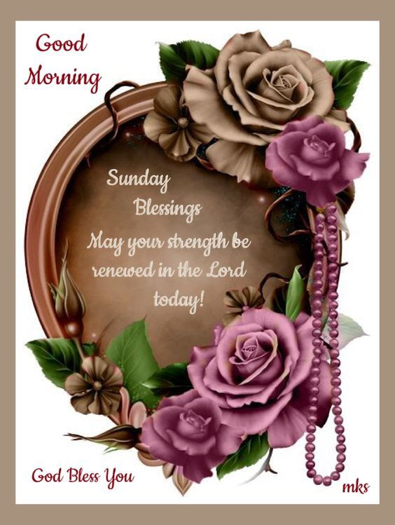 Good Morning Sunday Blessings Pictures, Photos, and Images ...