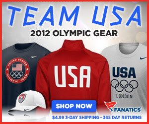 Shop for 2012 Summer Olympic Gear at Fanatics!