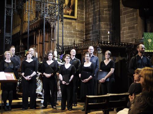 Chorus and Director