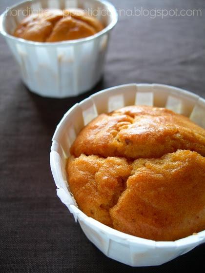 Muffin alla robiola di Cocconato, cipolle e paprika