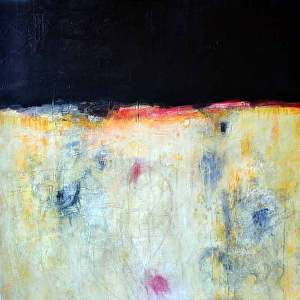 """Static by Filomena Booth  ~ 36"""" x 36"""""""