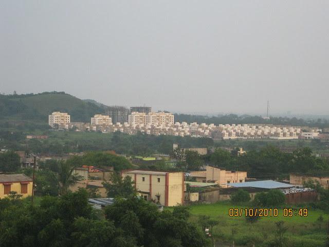 Shreeji Properties' Forest View Bungalows at Somatane PhataIMG_3219