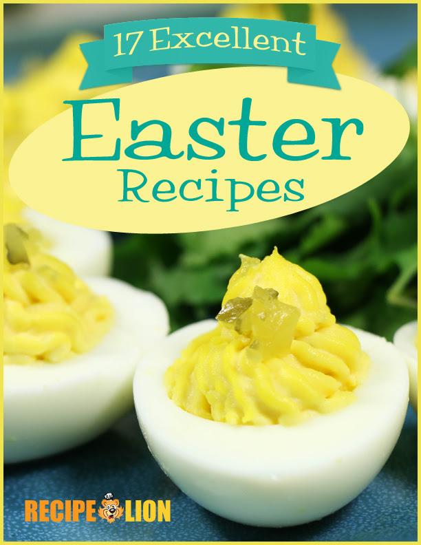 17 Excellent Easter Recipes free eCookbook