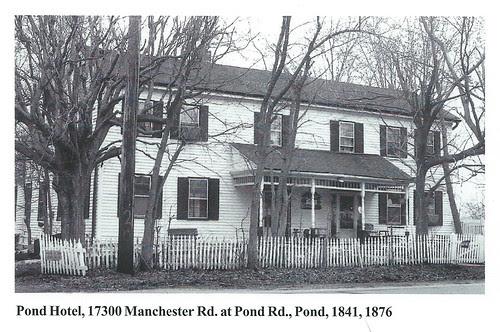 Pond Hotel