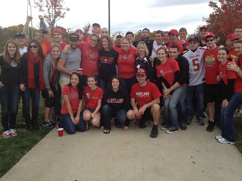 Tailgate group