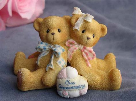 "Cherished Teddies ""You Grow More Dear With Each Passing"