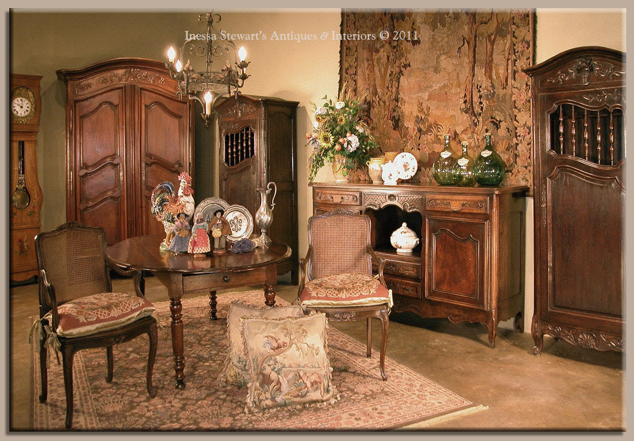 Country French Antiques ~ Timeless Provincial Charm ...