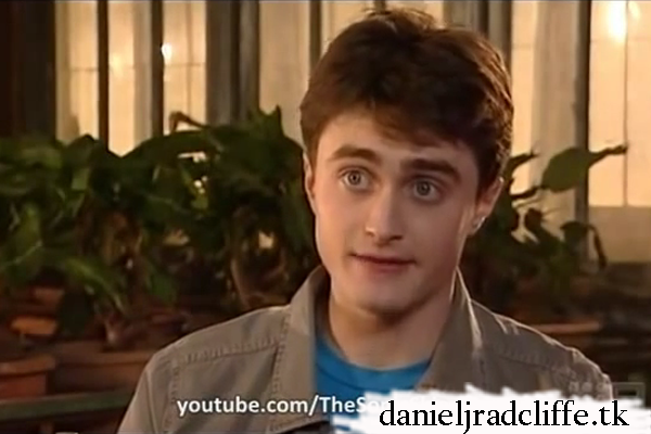 Channel 9's Harry Potter Behind the Magic (Half-Blood Prince)