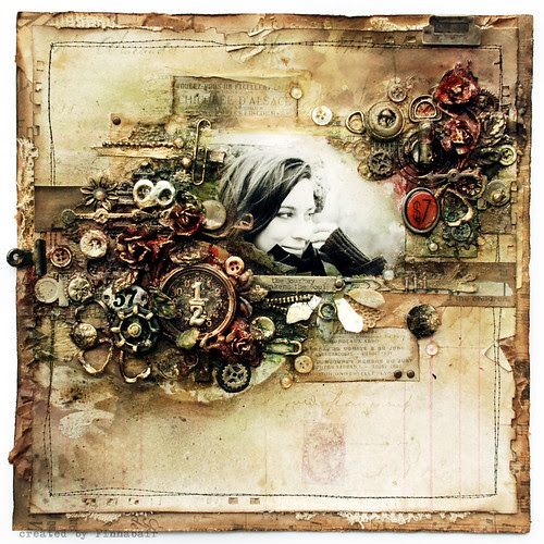 Journey - Tim Holtz & Ranger