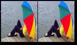 Due immagini nello stesso frame