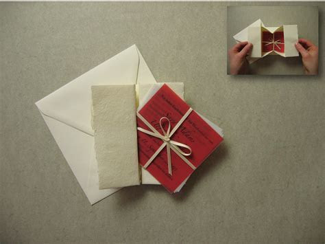 Collapsible Box (Traditional): Wedding Invitations   Happy