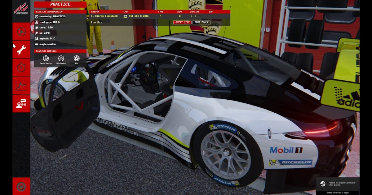 N Music Stuff Assetto Corsa Porsche Volume 3 Preview