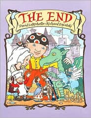 The End by David LaRochelle: Book Cover