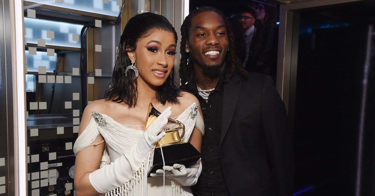 Rapper Cardi B and husband offset, announces the birth of