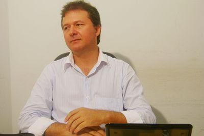 O juiz Marcelo Baldochi