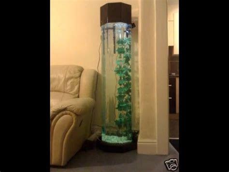 foot tall hexagonal fish tank custom youtube
