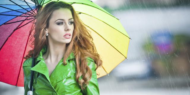 Come Pettinarsi Quando Piove Trucchi Smart E Acconciature Anti