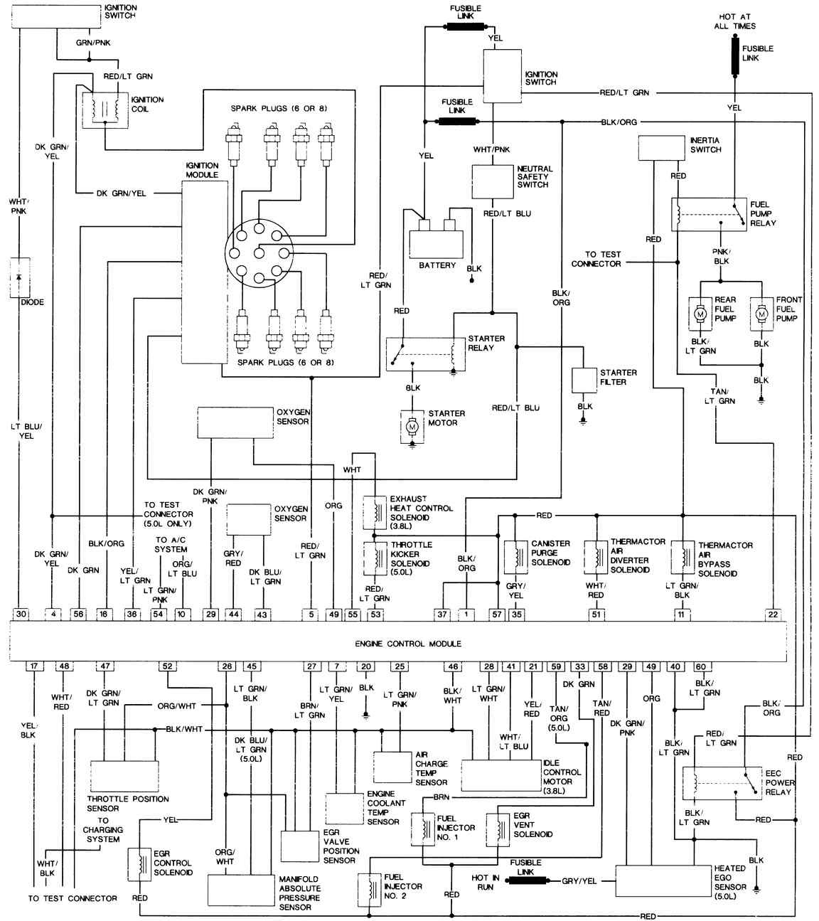 Voltage Regulator Wiring Diagram 1986 Ford F 350 Wiring Diagram Reading Reading Pavimentos Tarima Es