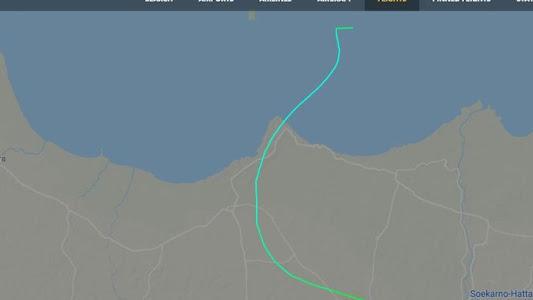 Sriwijaya Air SJ 182 Ternyata Layani Rute ke Pangkalpinang Sebelum ke Pontianak