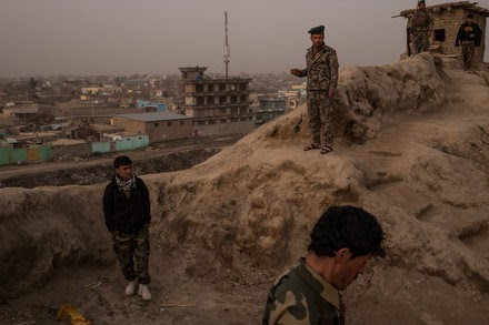Russia's Channel to Taliban Was Built on Years of Confusion and Influence