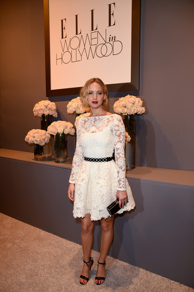 Jennifer Lawrence - Inside ELLE's 21st Annual Women in Hollywood Celebration