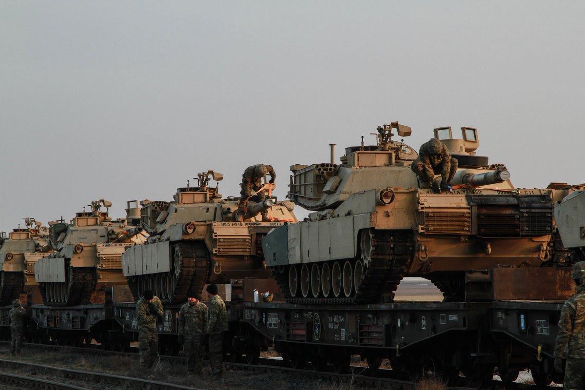 """EKTAKTO: Κινεζικά μαχητικά προσγειώθηκαν σε ρωσικές βάσεις – Τρελάθηκαν οι ΗΠΑ: Θέλουν Γ"""" ΠΠ! -Τεράστια στρατιωτική ανάπτυξη σε Γερμανία-Βουλγαρία-Ρουμανία - Εικόνα8"""